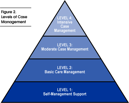 3 levels of management